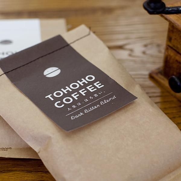 PRODUCE/プロデュース TOHOHO COFFEEをリリースしました!