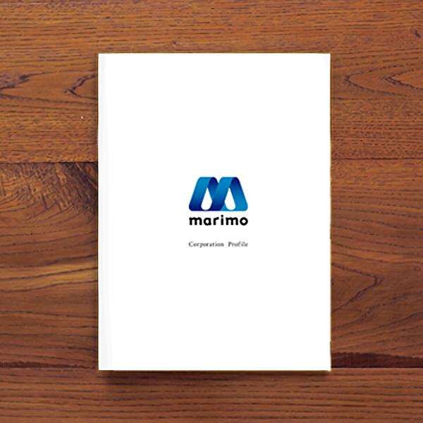 EDITORIAL/パンフレット制作 マリモさんのパンフレットをデザイン!