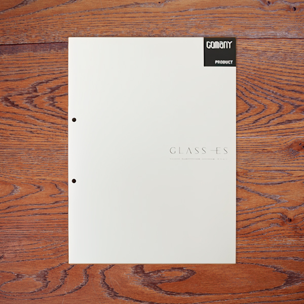 EDITORIAL/パンフレット制作 株式会社コマニーさんのパンフレットをデザインしました。