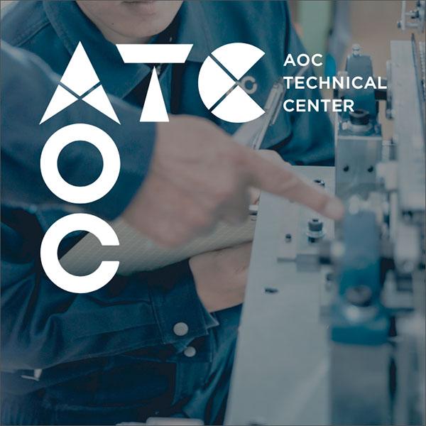 WEB/ホームページ制作 ホームページ制作|ATC/AOCテクニカルセンターさんのWebサイト制作