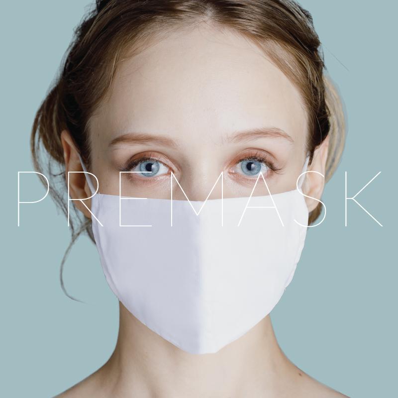 PROMOTION/プロモーション プロモーションデザイン|F.K.ソリューションズさんの「プレマスク」コンセプトデザイン開発