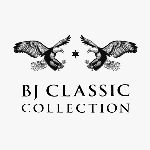 BRANDING/ブランディング 福井県鯖江市発のアイウエアブランド「BJ CLASSIC COLLECTION」シンボルマークデザイン