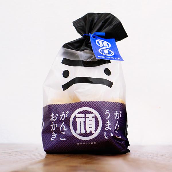 PRODUCE/プロデュース 金沢の食品加工会社オハラさんの「がんこおかき」をプロデュース!