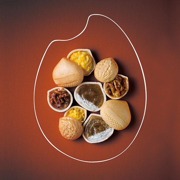 GRAPHIC/広告デザイン 加賀種食品工業さんのシリーズ企画、雑誌広告をデザイン!