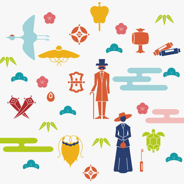 GRAPHIC/広告デザイン 銀座菊廼舎さんのパッケージをデザインしました!