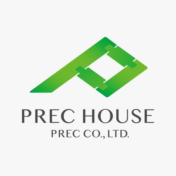 BRANDING/ブランディング 広島市の住宅会社「プレック」さんのロゴマークデザイン!