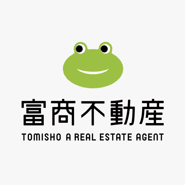 BRANDING/ブランディング 石川県金沢市の「富商不動産」さんのブランディング&キャラクターデザイン