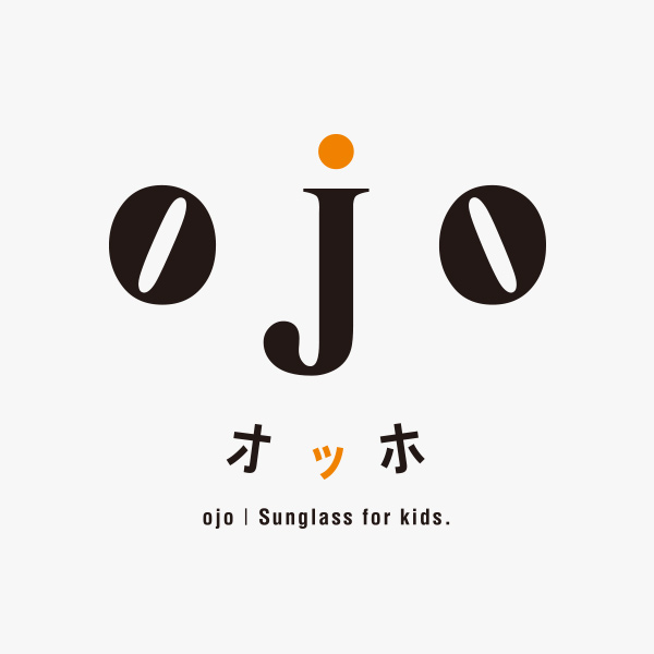 BRANDING/ブランディング ビジョンメガネさんの新ブランド「ojoオッホ」をブランディングしました