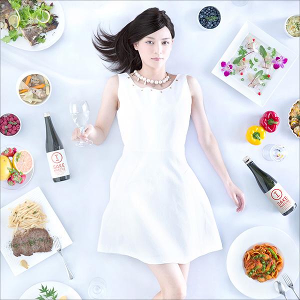 PROMOTION/プロモーション 石川の地酒と美食の祭典・SAKE MARCHE/サケマルシェのプロモーションデザイン!